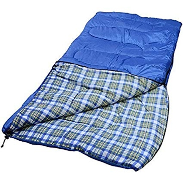 "WFS 33""x75"" Rectangle 4lb Polyester Sleeping Bag"