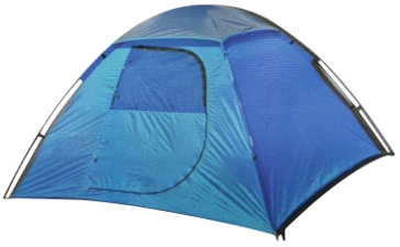 WFS 3-Person Square Dome Tent 7x7ft
