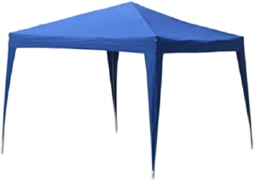 World Famous 10'x10' Easy Pop-Up Canopy-Blue