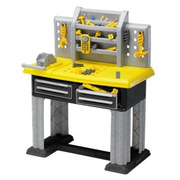American Plastic Toys Deluxe Work Bench