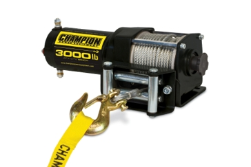 Champion 3000lb Winch Kit 13005