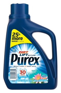 Purex Laundry Detergent- After the Rain 50 Fl Oz