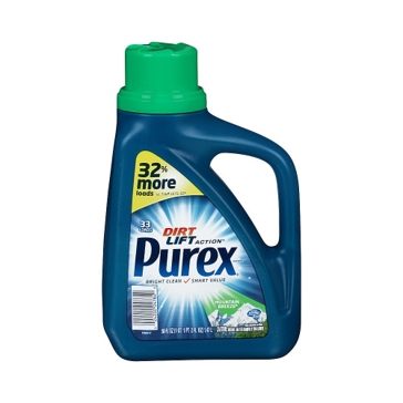 Purex Laundry Detergent - Mountain Breeze 50 Fl Oz.