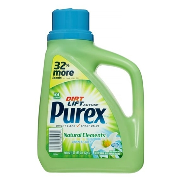 Purex Laundry Detergent- Natural Elements 50 Fl Oz.