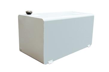 DeeZee 110 Gallon White Rectangle Transfer Tank