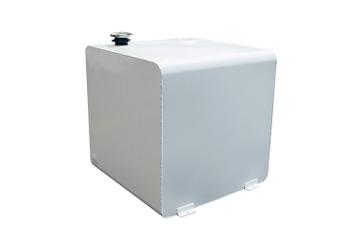 DeeZee 50 Gallon Cube White Transfer Tank
