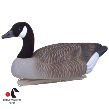 Flambeau StormFront 2 Floater 4 Pack Canada Goose Decoys 8091SHU