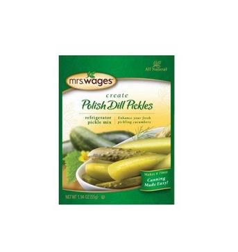 Mrs. Wages Polish Pickle Mix 1.9oz