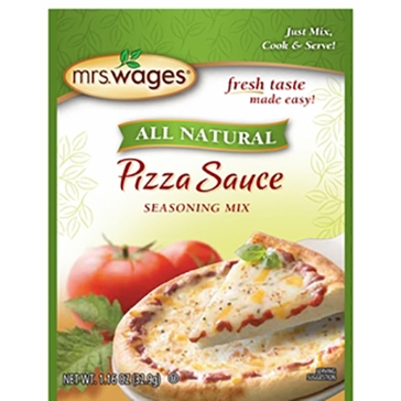 Mrs. Wages Instant Pizza Sauce Mix 1.16oz