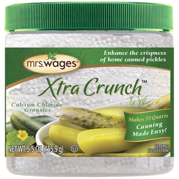 Mrs. Wages Xtra Crunch 5.5 Ounce