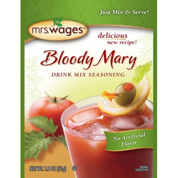 Mrs. Wages Bloody Mary Mix 1.8 oz.