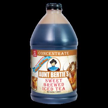 Aunt Bertie's Concentrate Sweet Tea 64oz