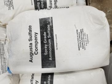 Ammonium Sulfate 51lb Bag