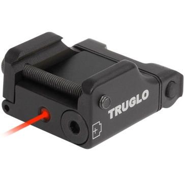 TruGlo Micro-Tac Black Tactical Micro Red Laser