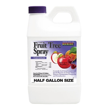 Bonide Fruit Tree Spray Concentrate 1/2Gal