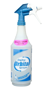 Delta Orbital Sprayer, 32-Ounce, Case Pack of 1