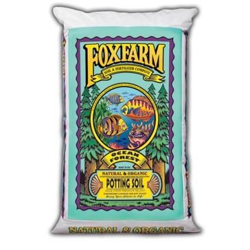 Fox Farm Potting Soil Ocean Forest 51.4 Dry Qrts