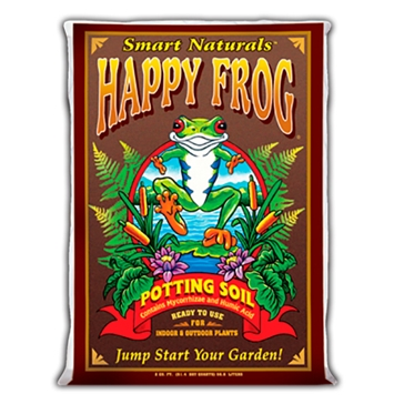Fox Farm Potting Soil Happy Frog 51.4 Dry Qrts