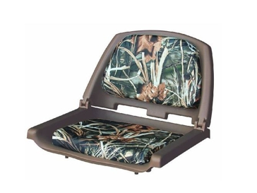 Wise Camo MAX 4 Folding Fishing Seat
