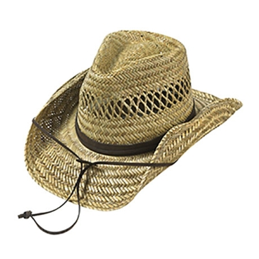 Broner Mens Shapeable Lindu Western Hat