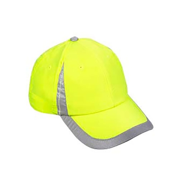 Broner Mens Be Seen Hi-Visibility Baseball Cap