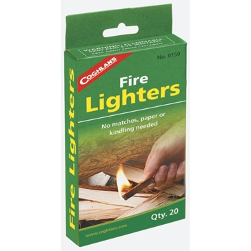 Coghlans Fire Lighters 0150
