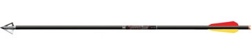 "Easton Bloodline 22"" Crossbow Bolt Aluminum with 3.5"" Vanes 320836"