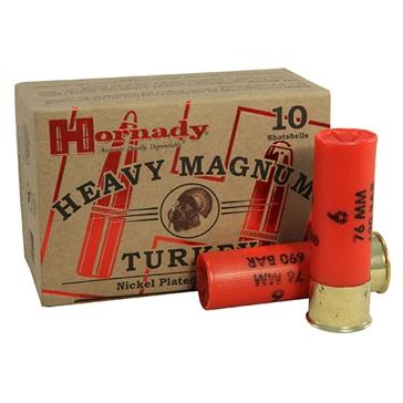 """Hornady Heavy Magnum Turkey 12ga 3"""" #6"""