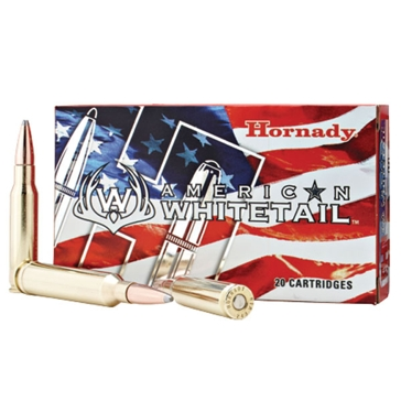 Hornady American Whitetail 7mm Rem Mag 139 GR InterLock SP 20RD