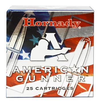 Hornady American Gunner 357 Mag 125 GR XTP 25RD