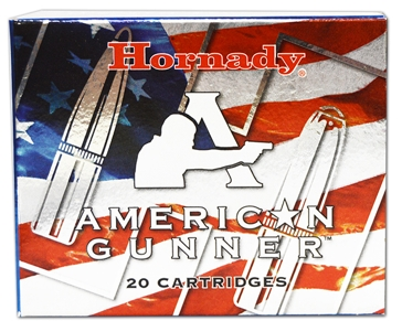 Hornady American Gunner 40 S&W 180 GR XTP 20RD