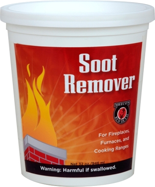 Meeco Powder Soot Remover - 2 lbs