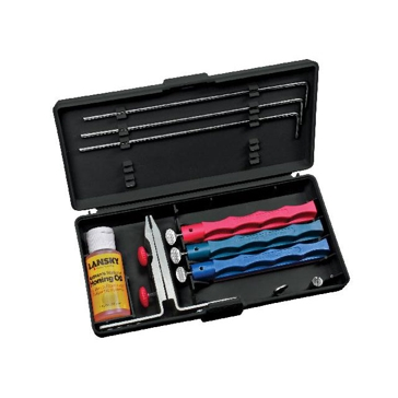 Lansky Standard 3-Stone System / Precision Knife Sharpening Kit