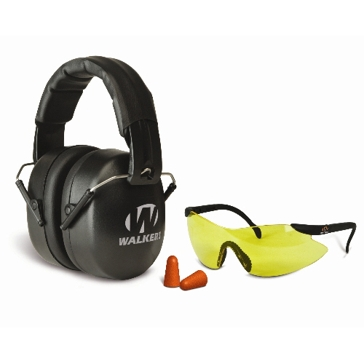 Walkers Game Ear EXT Safety Combo Kit