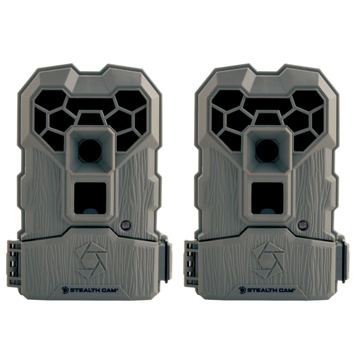 Stealth Cam QS12 Game Camera 12MP - 2 Pk.