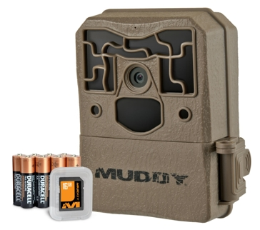 Muddy Mud-MTC300K Pro Cam 18MP W Batteries and SD Card