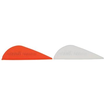NAP Twister Vanes - (12 White/24 Orange) 36 pk