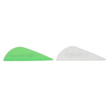 NAP Twister Vanes - (12 White/24 Green) 36 pk