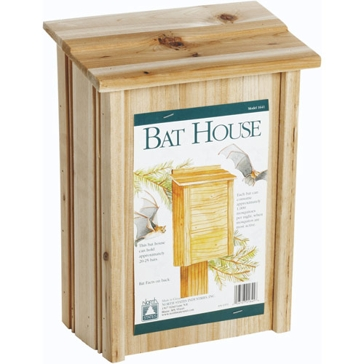 North States Wooden Bat House 1641