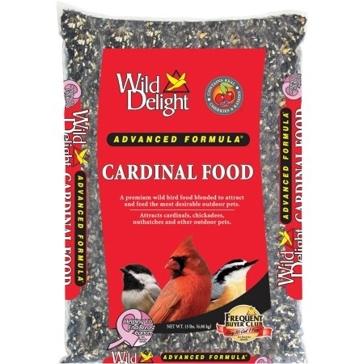 Wild Delight Cardinal Mix 15LB