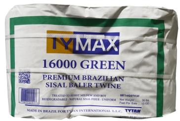 Tytan Intl Premium Brazilian Sisal Baler Twine 16000 Green