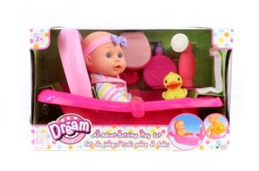 """Gi-Go Toys 12"""" Bath Time Baby"""
