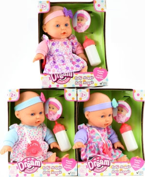 """Gi-Go Toys 12"""" Baby Maggie Assorted"""
