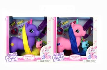 Gi-Go Toys Pretty Unicorn Set Assorted