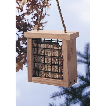 North States Heavy-Duty Suet Birdfeeder 1780