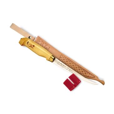 """Rapala 6"""" Fish 'n Fillet Single Stage Knife w/Sharpener"""