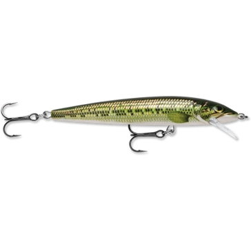 Rapala Husky Jerk #10 Baby Bass Fishing Lure