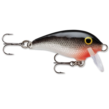 Rapala Mini Fat Rap #03 Silver Fishing Lure
