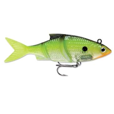 "Rapala Live Kickin' Shad 3"" Chartreuse Shad Fishing Lure"