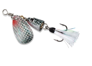 Blue Fox Vibrax Shallow #02 Shiner Fishing Lure